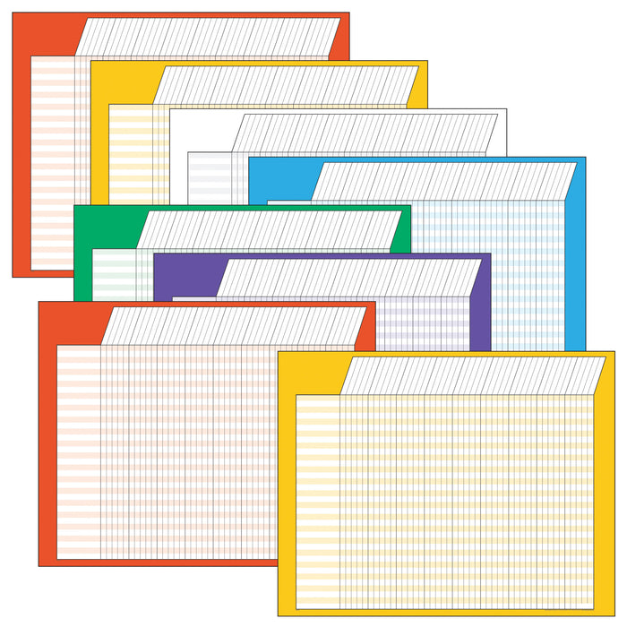 T73902 Incentive Chart 8 Pack Horizontal