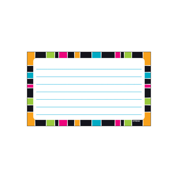 T75304 Index Cards Groovy