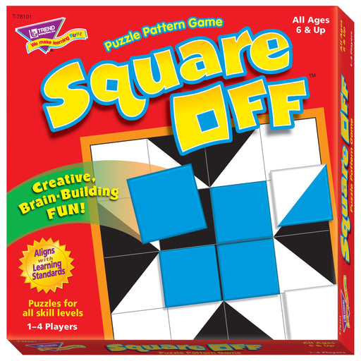 T76101 Square Off Box Front