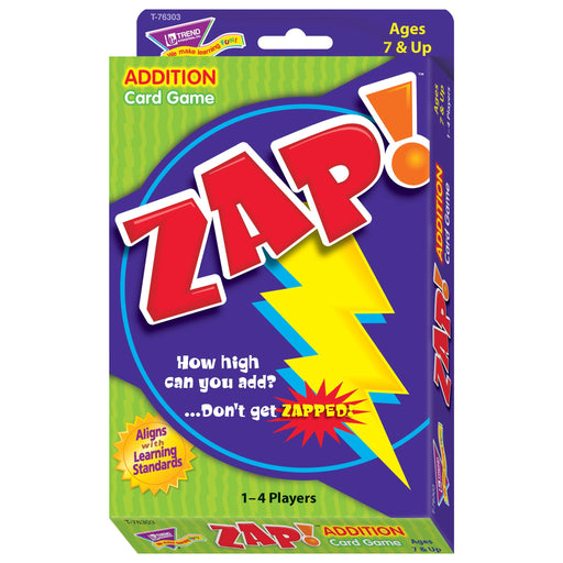 T76303 Game Zap Box Front
