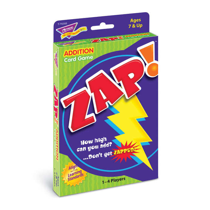 T76303 4 Game Zap Box Left