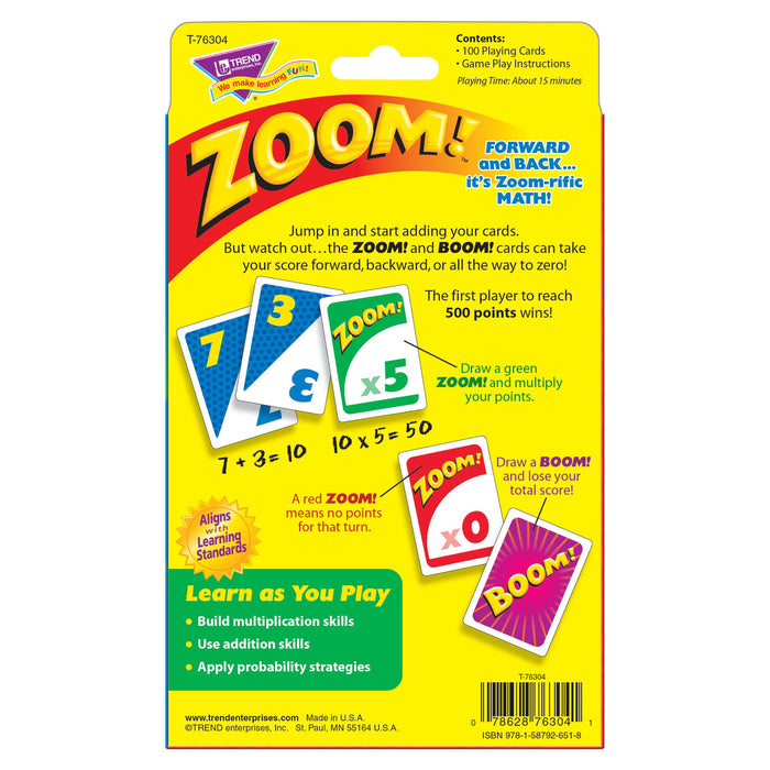 T76304 Game Zoom Box Back