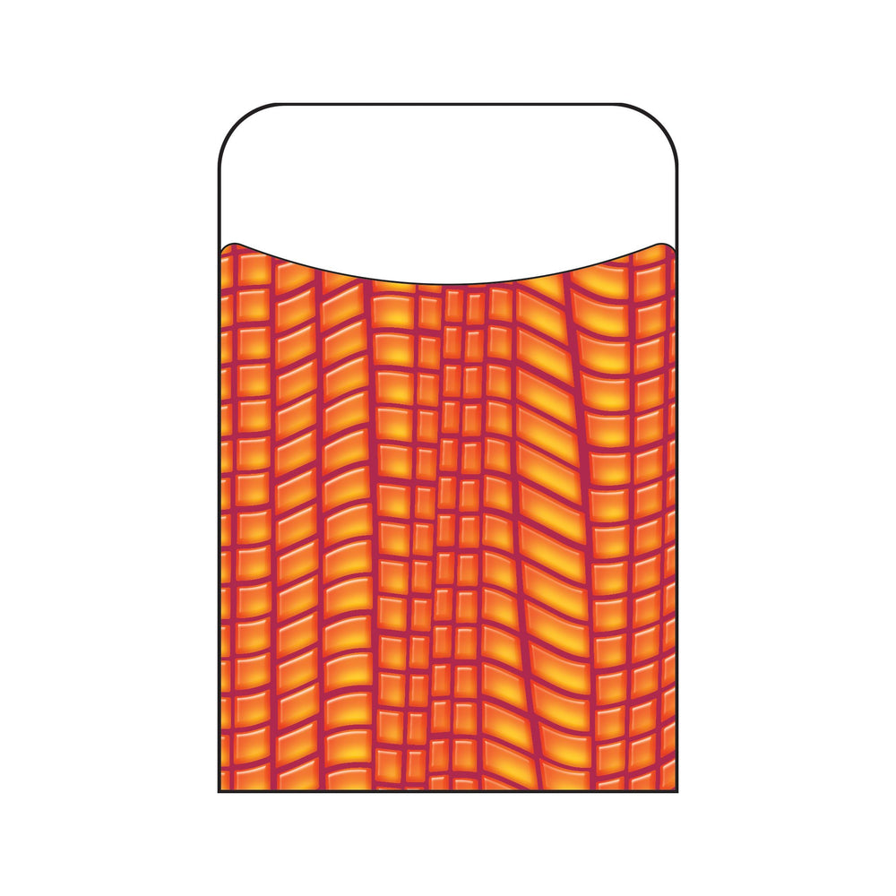 T77023 Library Pockets Reptile Orange