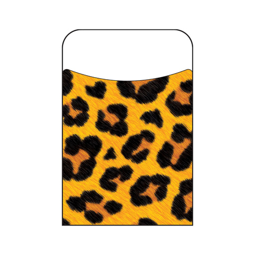 T77030 Library Pockets Leopard