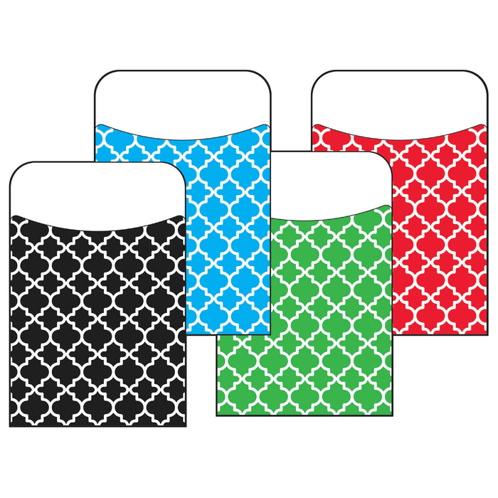 T77909 Library Pockets Pack Moroccan