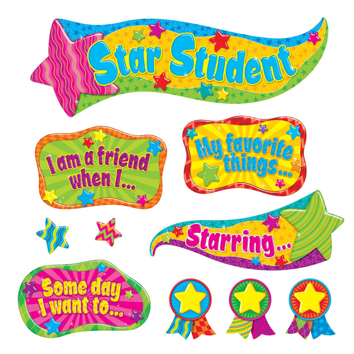 T8278 Bulletin Board Star Student
