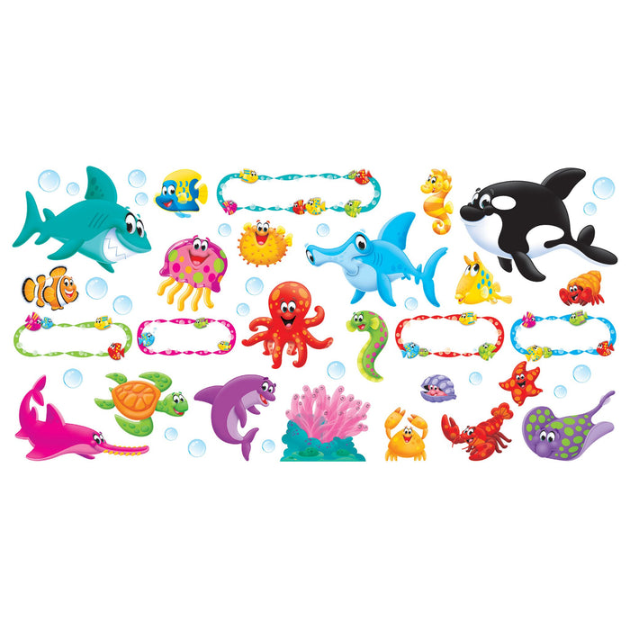 T8304 Bulletin Board Sea Life