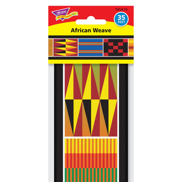 T85079 Border Trimmer African Weave Package
