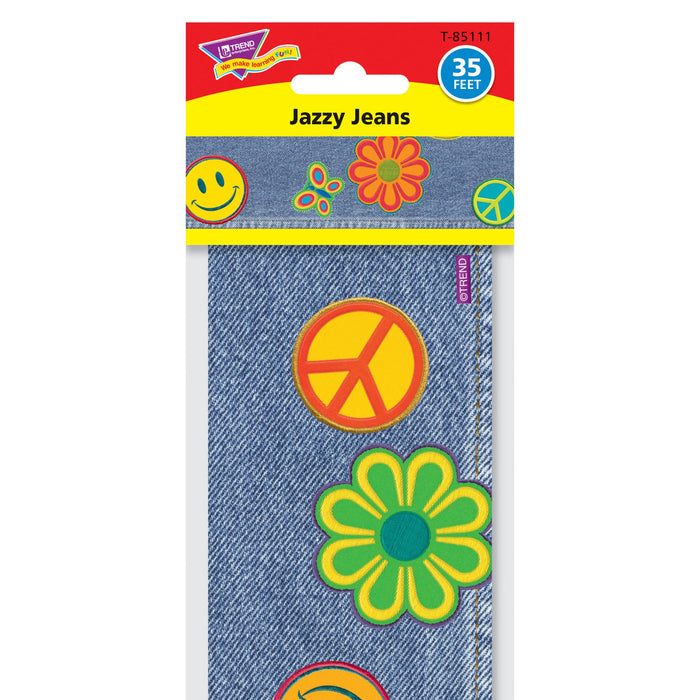 T85111 Border Trimmer Jazzy Jeans Package
