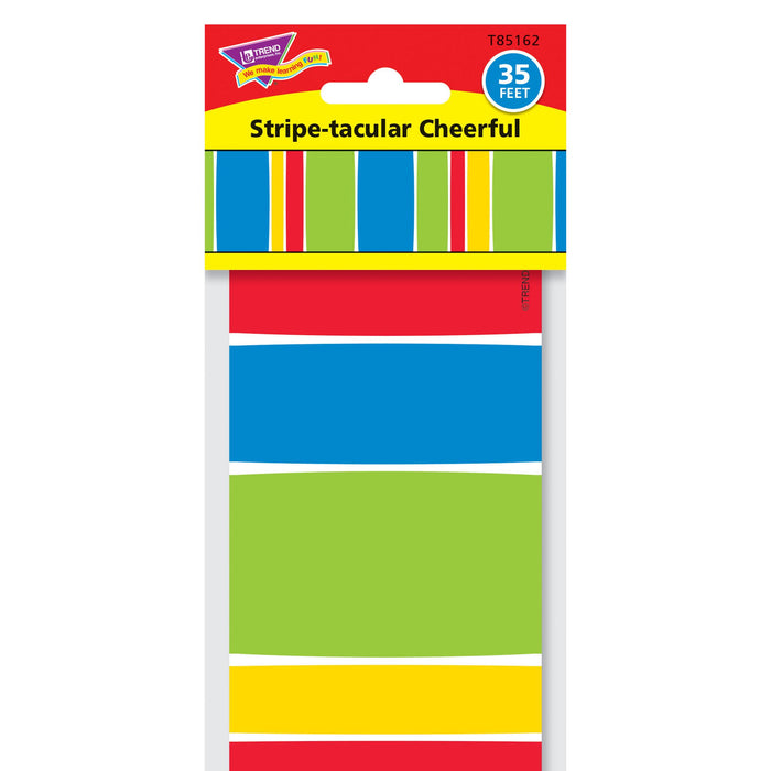 T85162 Border Trimmer Cheerful Stripe Package