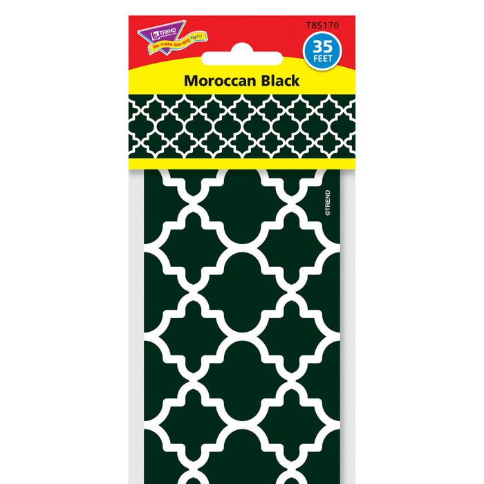 T85170 Border Trimmer Moroccan Black Package