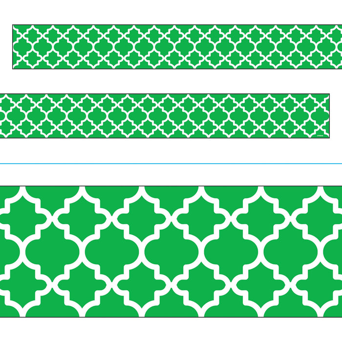 T85172 Border Trimmer Moroccan Green