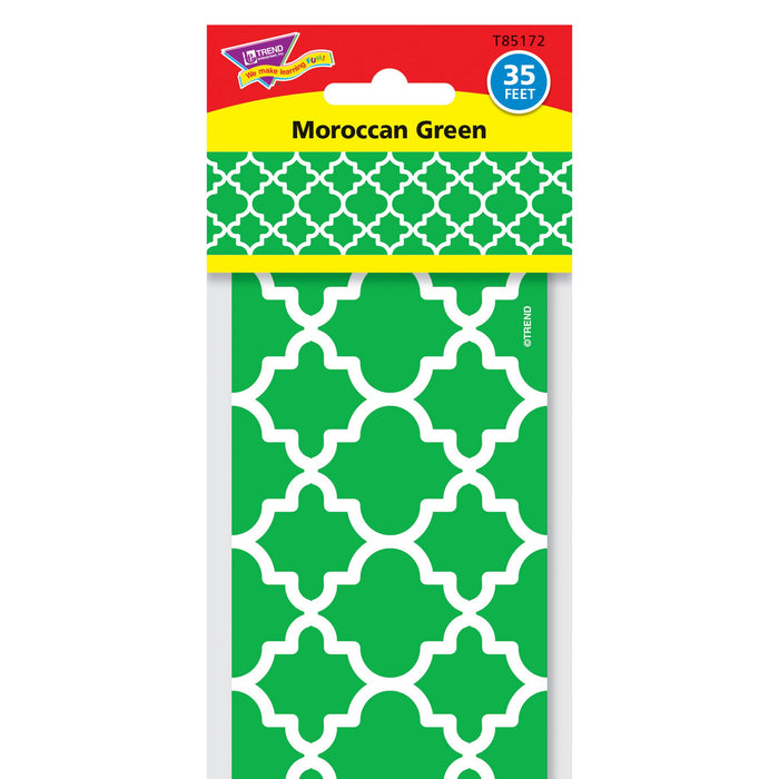 T85172 Border Trimmer Moroccan Green Package