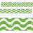 T85413 Border Trimmer Sparkle Wavy Lime
