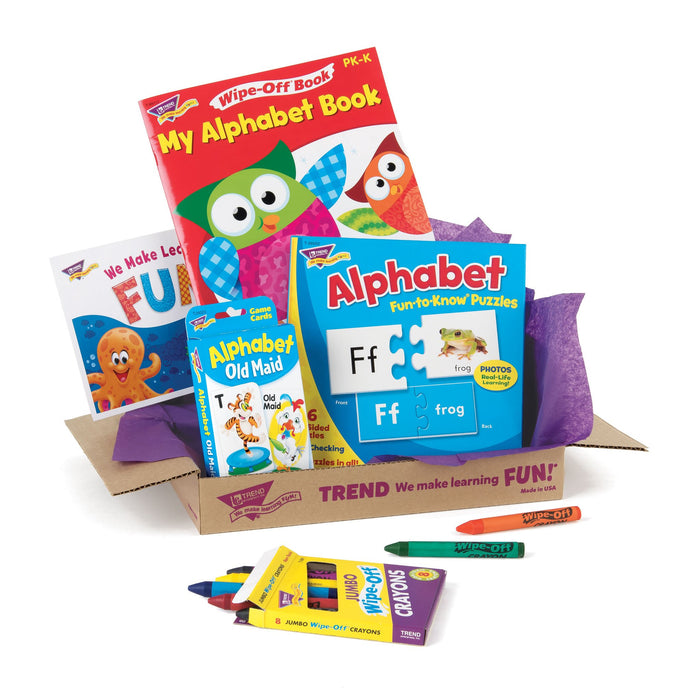 T90879 Learning Fun Pack Alphabet Package