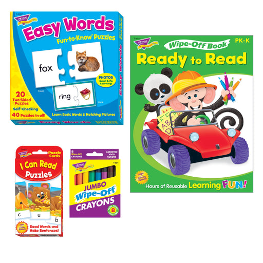 T90880 Learning Fun Pack Early Reading