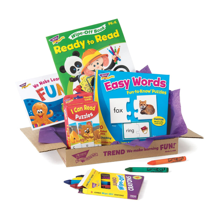T90880 Learning Fun Pack Early Reading Package