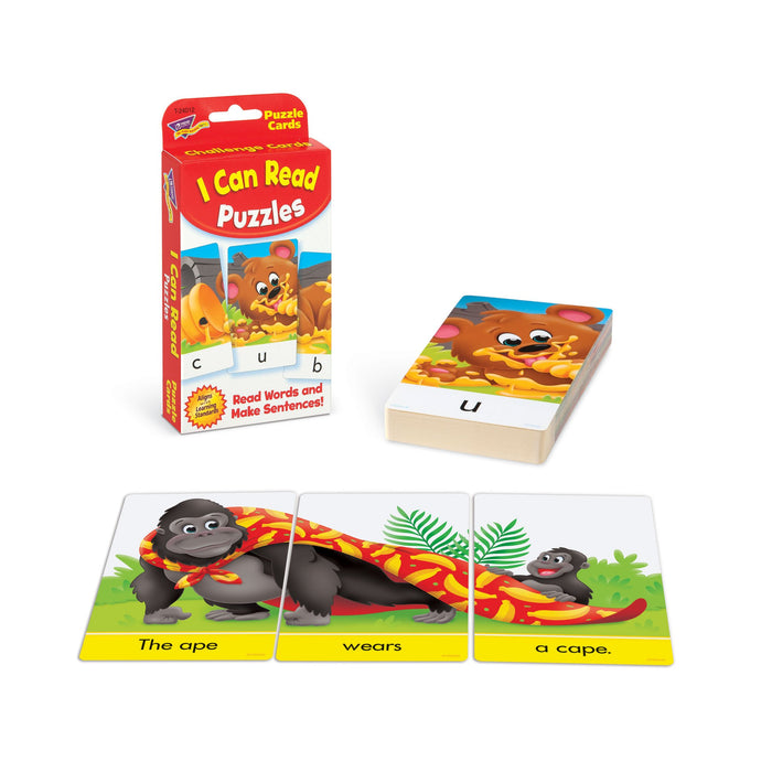 T90880 Learning Fun Pack Flash Cards I Can Read