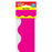 T91256 Border Trimmer Solid Hot Pink Package