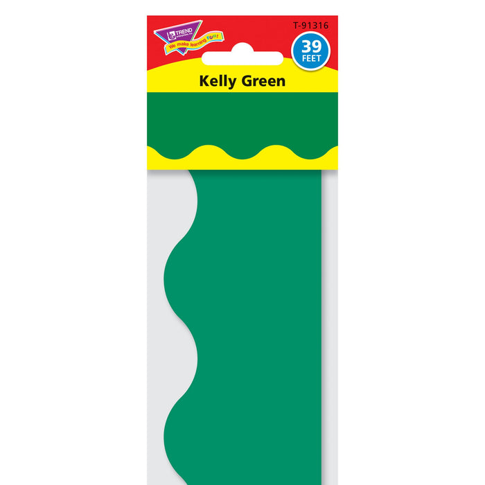 T91316 Border Trimmer Solid Kelly Green Package
