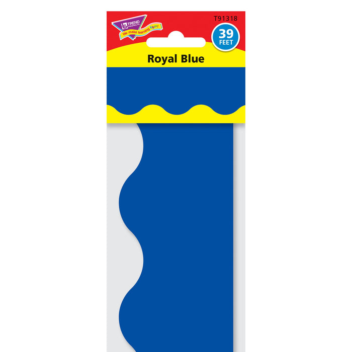 T91318 Border Trimmer Solid Royal Blue Package