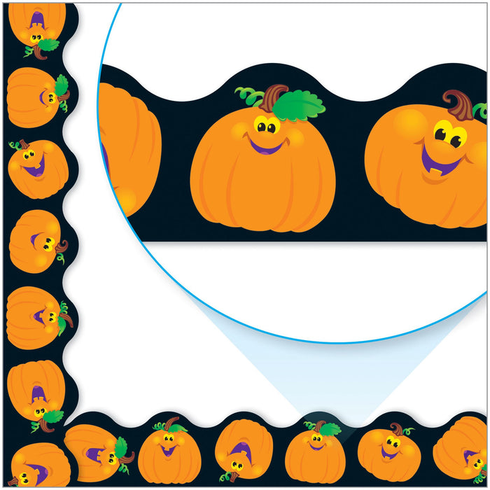 T92060 Border Trimmer Pumpkin Pals
