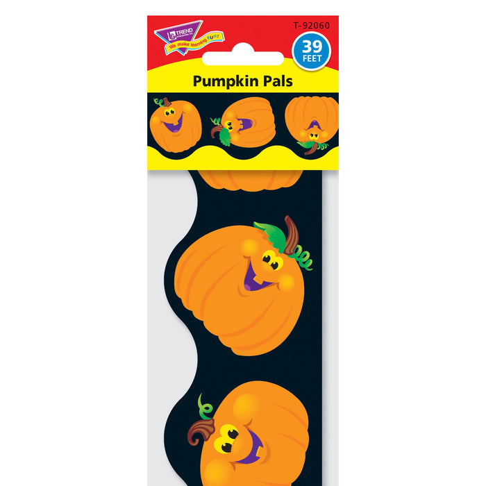 T92060 Border Trimmer Pumpkin Pals Package