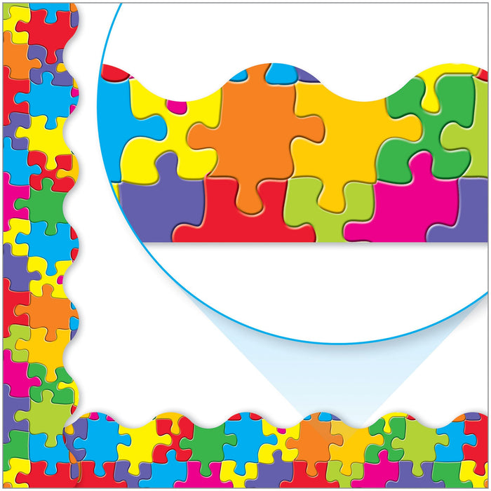 T92144 Border Trimmer Jigsaw Puzzle Pieces