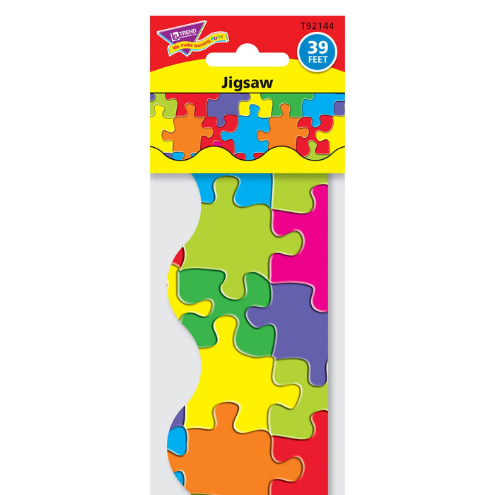 T92144 Border Trimmer Jigsaw Puzzle Pieces Package