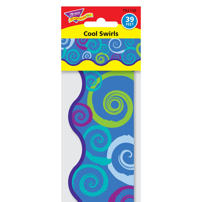 T92150 Border Trimmer Cool Swirls Package