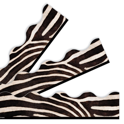 T92162 Border Trimmer Fur Zebra