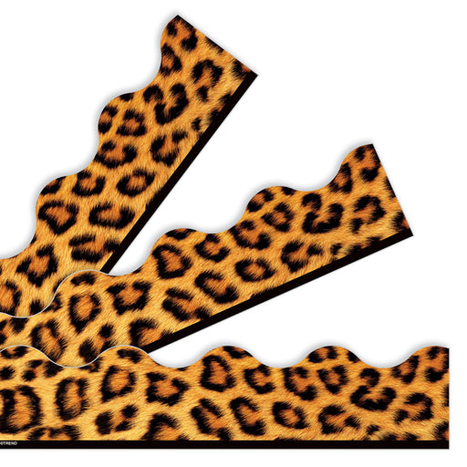 T92163 Border Trimmer Fur Leopard