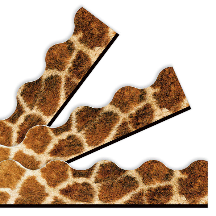 T92308 Border Trimmer Fur Giraffe