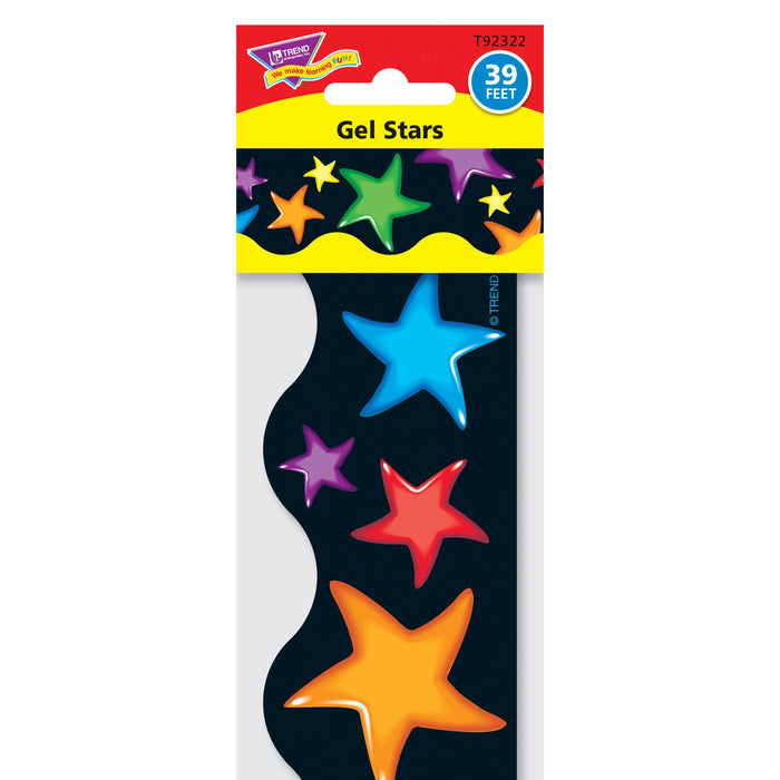 T92322 Border Trimmer Gel Stars Package