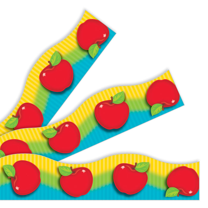 T92352 Border Trimmer Red Apples