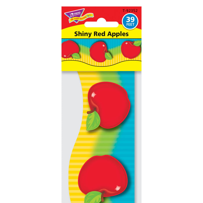 T92352 Border Trimmer Red Apples Package