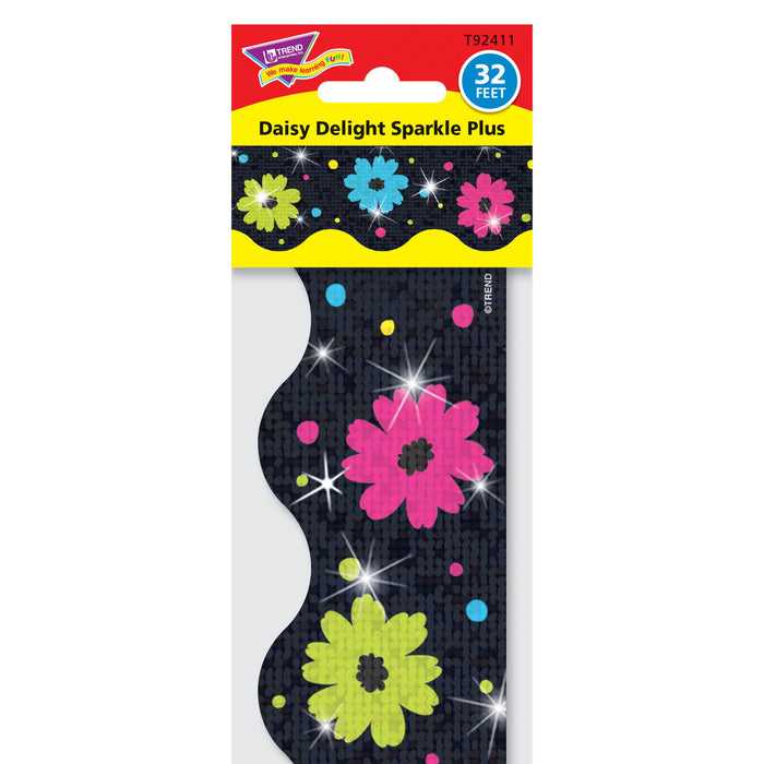 T92411 Border Trimmer Flower Daisy Sparkle Package