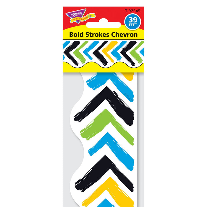 T92645 Border Trimmer Bold Chevron Package