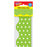 T92664 Border Trimmer Polka Dot Lime Package