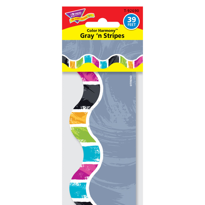 Color Harmony™ Gray 'n Stripes Terrific Trimmers®