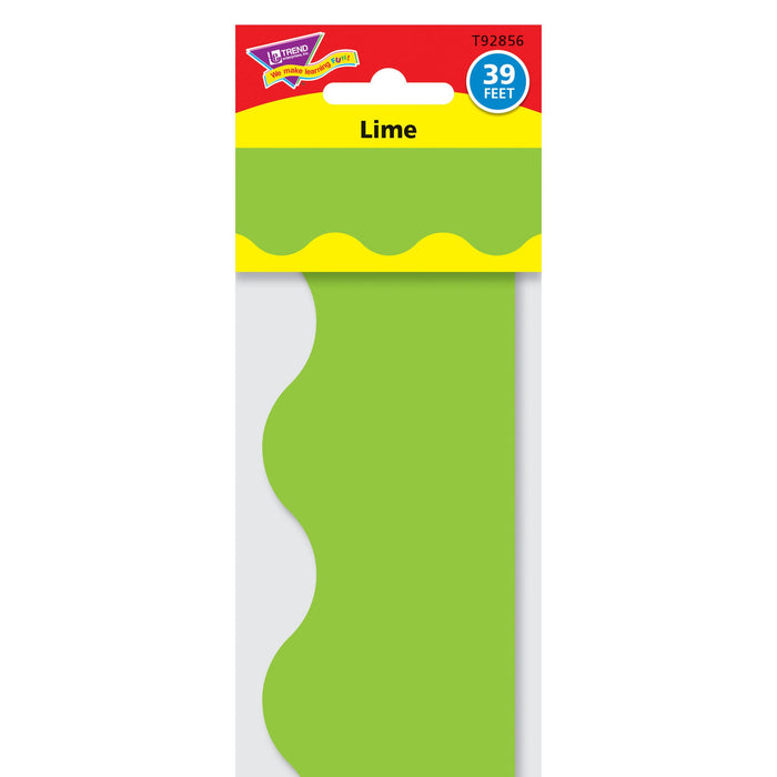 T92856 Border Trimmer Solid Lime Package
