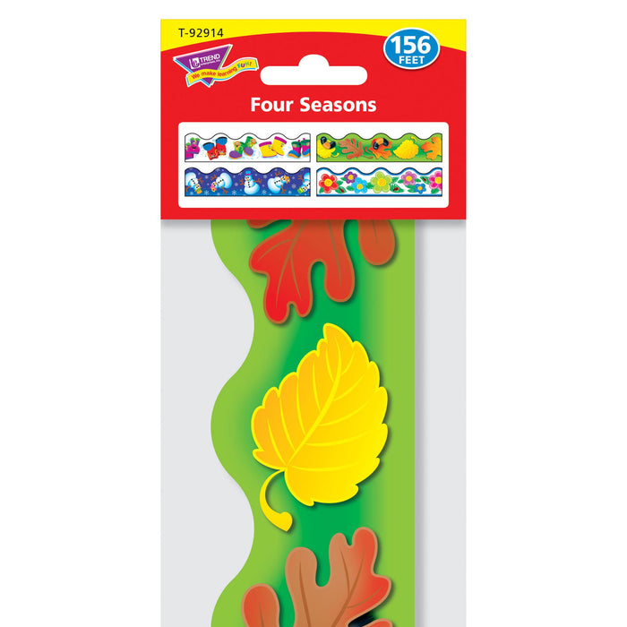 T92914 Border Trimmer 4 Pack Four Seasons Package