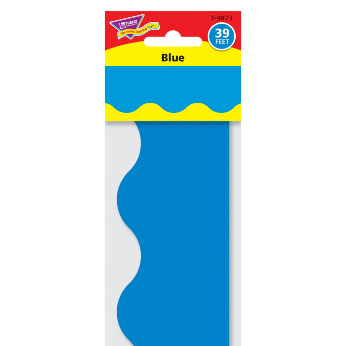 T9873 Border Trimmer Solid Blue Package