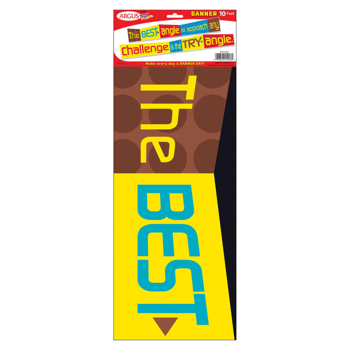 TA25206 Banner 10 Feet Best Angle Package