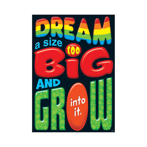 TA67029 ARGUS Poster Dream Big