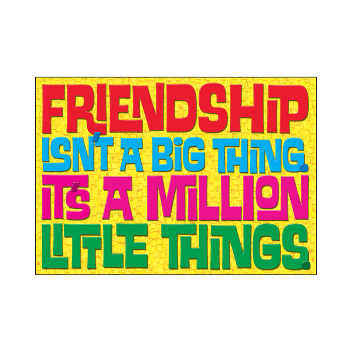 TA67040 ARGUS Poster Friendship