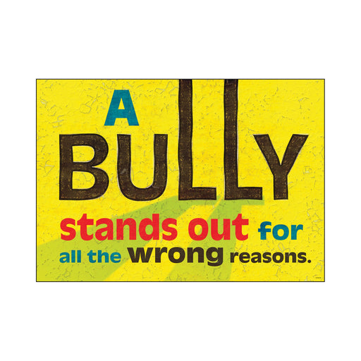 TA67045 ARGUS Poster Bully Standout