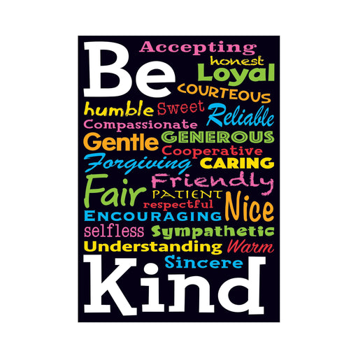 TA67066 ARGUS Poster Be Kind