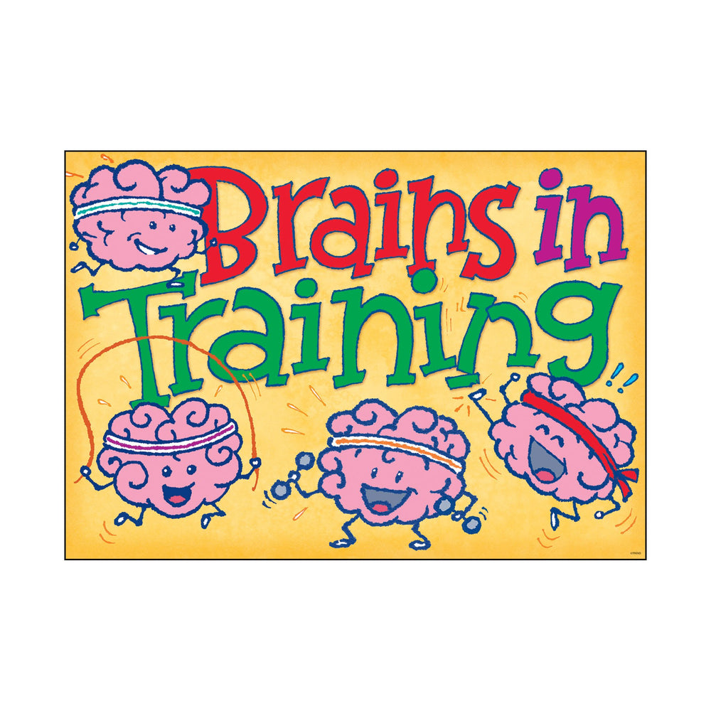 TA67089 ARGUS Poster Brains training