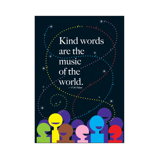 TA67261 ARGUS Poster Kind Words